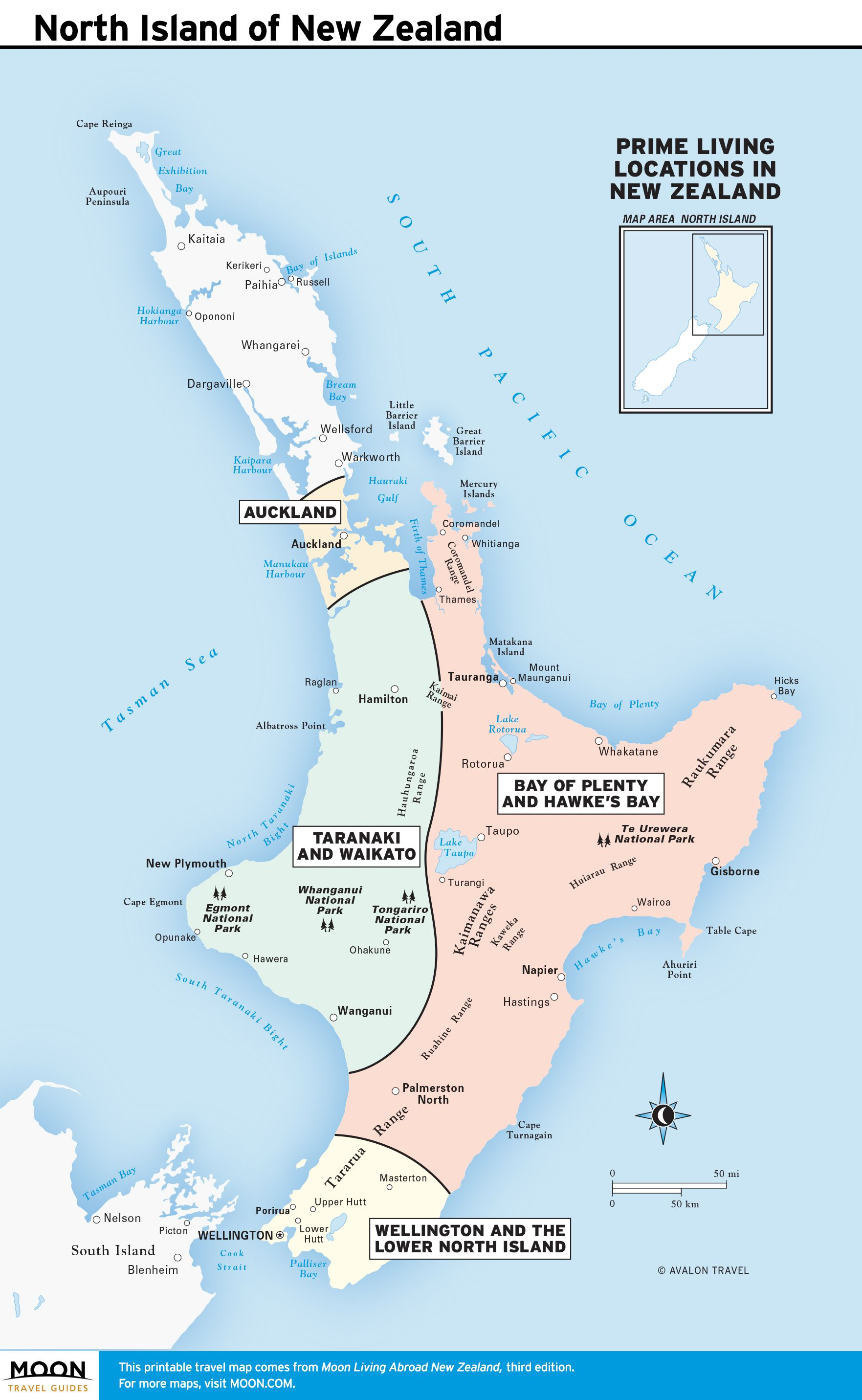 Printable Map New Zealand.New Nz Marine Hub Ocean Magazine