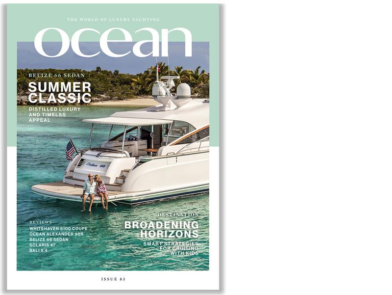 Subscription Magazine Boat